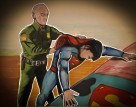 What if Lex Luthor joined the Border Patrol? (Alberto Ledesma)