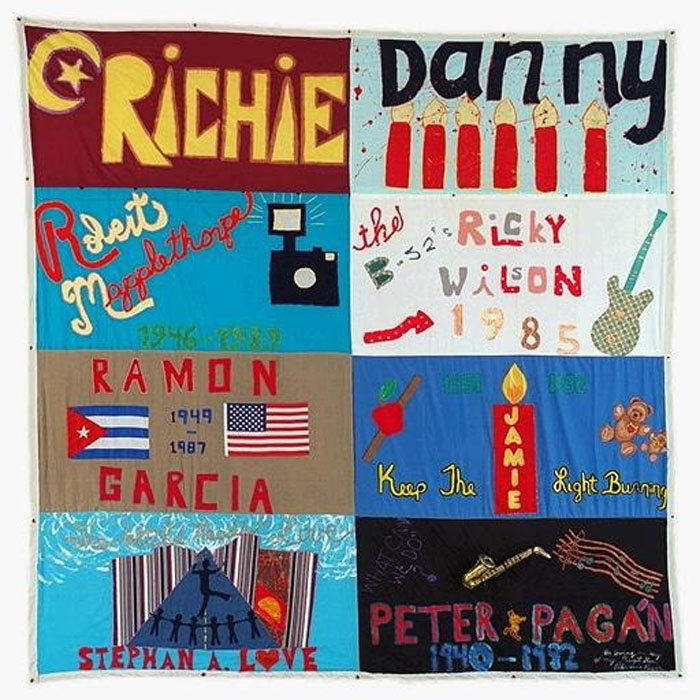 AIDS Memorial Quilt (Photo: Aids Services of Austin/flickr