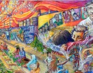 Vivir Sin Fronteras/Living Without Borders (True Colors Mural Project)